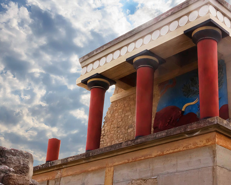 PALACE OF KNOSSOS - Easy Living
