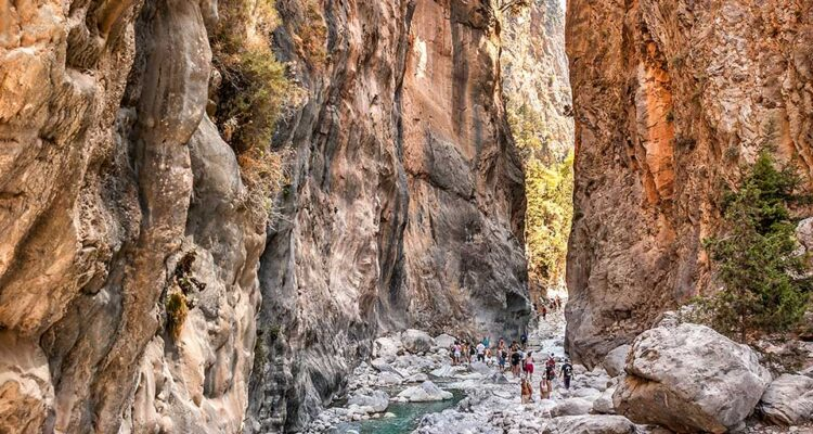 """Samaria"" Canyon - Easy Living"